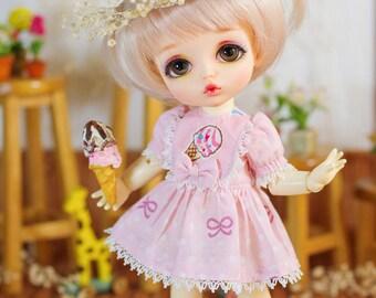 Lati Yellow/ Pukifee - Summer Petals Dress - IceCream&CakeDress