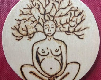 Mother Earth Ornament