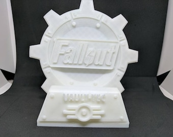 Fallout phone stand