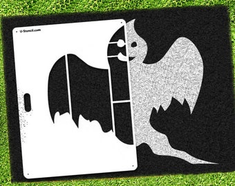 HALLOWEEN – Ghost Stencil Kit