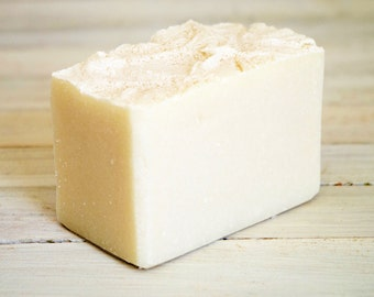 Sea Salt Soap, Spruce Scent - the five S soap :) - Spa Sensation Soap - Natural Soap - Handmade Soap