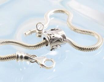 Elephant Sterling Charm