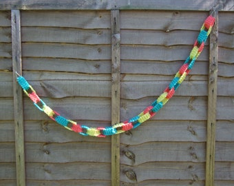Knitted Garland