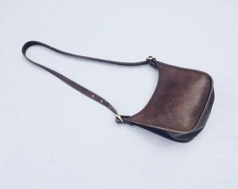 Vintage coach crossbody purse | coach bag | brown coach purse | Able Shoppe | coach handbag | coach purse