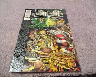 1993 Deathmate Black (SEPT ) Image Comics /Comic Book