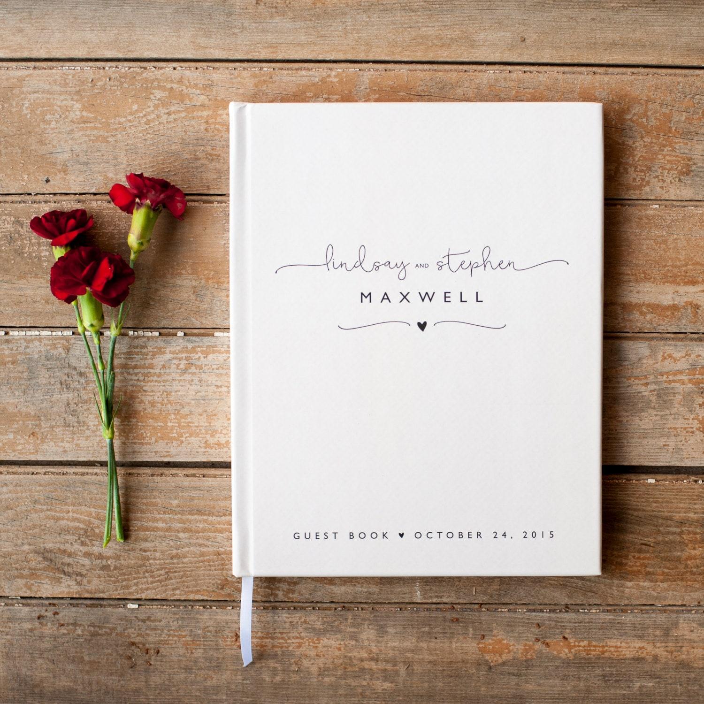 Wedding Photo Guestbook