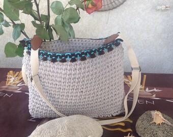 Tassels shoulder Messenger bag