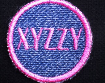 XYZZY  Patch / Merit Badge
