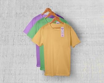 Basic T-Shirt - Boys and Mens