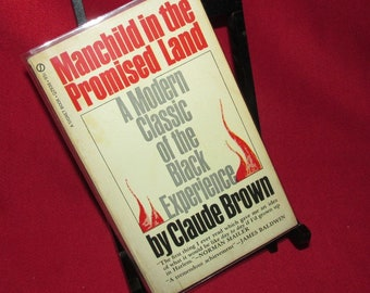 """Claude Brown's """"Manchild in the Promised Land """"-Modern Classic of the Black Experience"""
