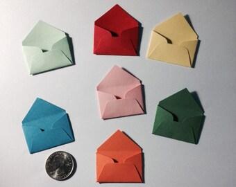 Mini Envelopes Die Cuts