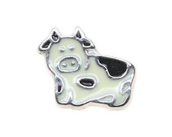 Cow Floating Charms