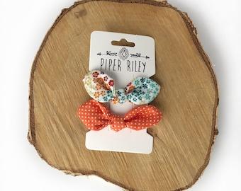 Toddler hair ties Hair bows baby bows girls hair bows hair accessories toddler bows hair bows for girls hair bow set baby shower gift idea