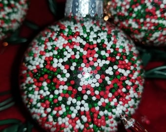 Holiday Candy Ornament
