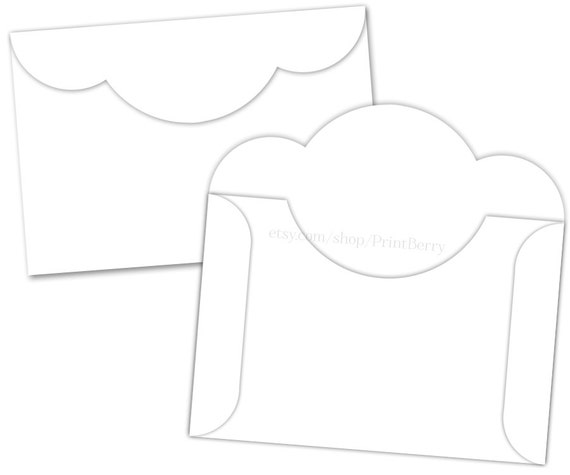 Floral Envelopes X Envelopes Printable Envelope Template