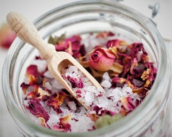 Tea Time Bath Time Botanical + Herb Sachets