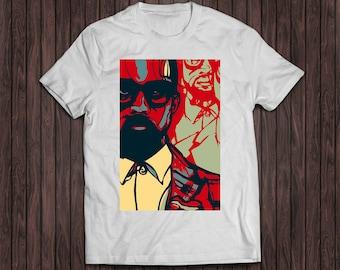 Kanye West Shirt, White pablo shirt, yeezy