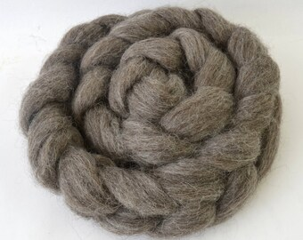 Finnish Landrace Wool Combed Top - Heritage Breed - 100 grams