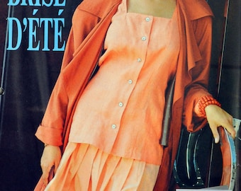 Sewing pattern for all summer breeze