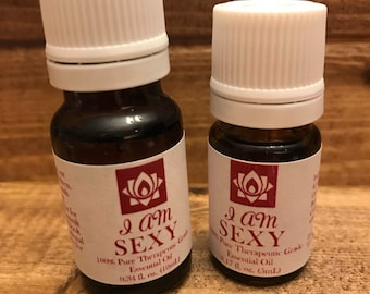 Essential Oil Blend, Sexy