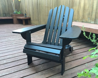 Insley Folding Adirondack Chair