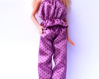 Barbie clothes - Barbie lingerie - Barbie padjama