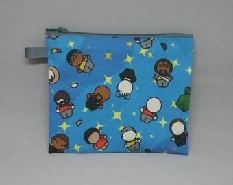 Tee Bag, Star Trek Characters