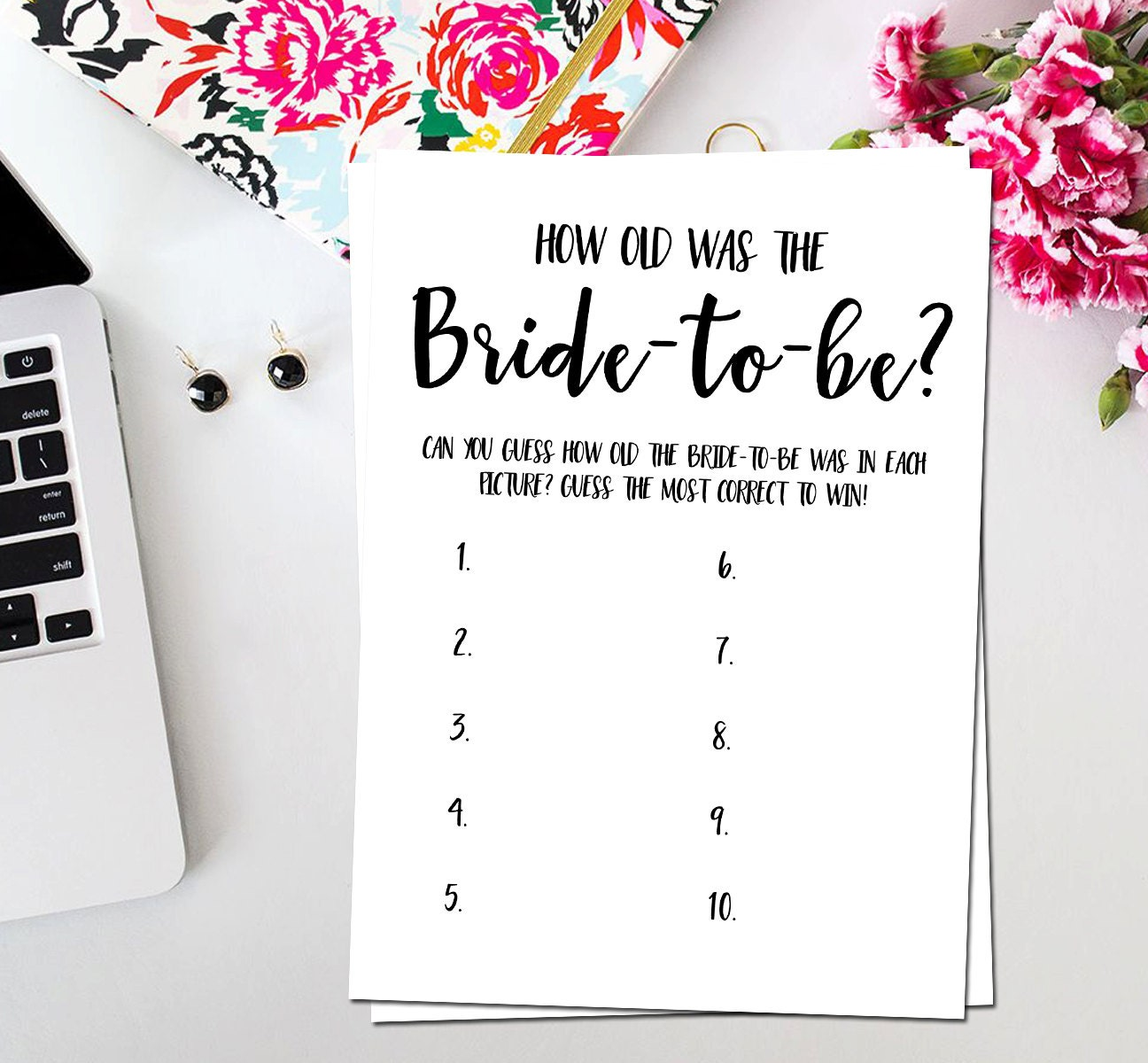 Current image within how old was the bride to be free printable