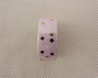 "Roll of masking tape ""confetti"""