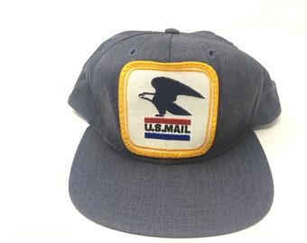 Vintage U.S. Mail Baseball Cap