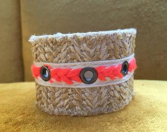 Cuff bracelet- price reduced