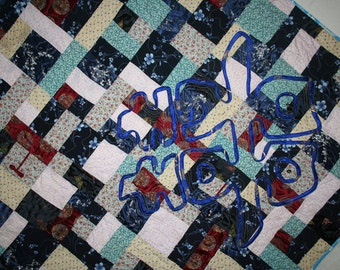 Custom Made Quilts - from your treasured children's or loved one's clothes - don't keep those memories in a box any more - have a quilt made