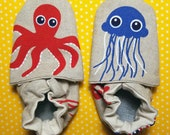 Baby toddler slippers, ve...