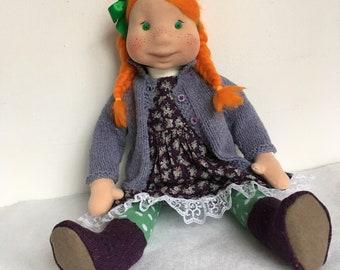 Wardolf style doll