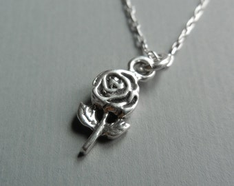 Little Rose Necklace