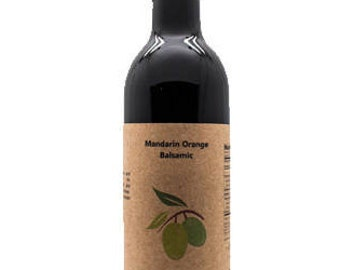Mandarin Orange Dark Balsamic Vinegar, 12.6oz.
