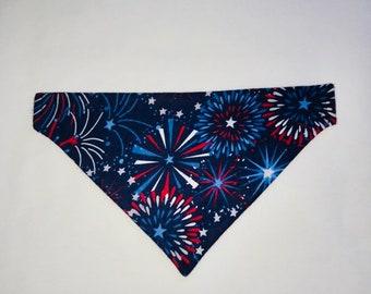 Bandana, handkerchief, scarf, hankie, neckerchief, double sided, reversible