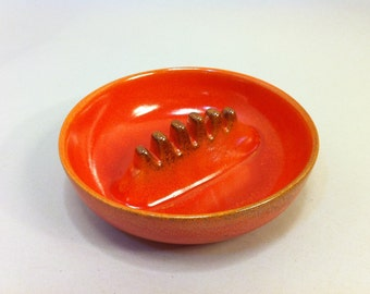 Vintage Red Wing Ashtray 766 Redwing