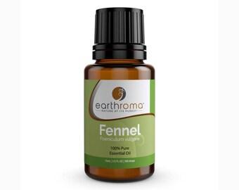 Fennel Essential Oil | 5 mL | 15 mL | 30 mL | 100% Pure Therapeutic Grade