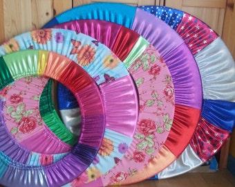 CUSTOM size Hoop Hula Hoop Rhythmic Hoop Covers