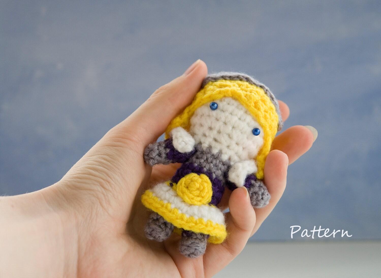 Amigurumi Magazine Pdf : League of legends crochet pattern for lux amigurumi crochet