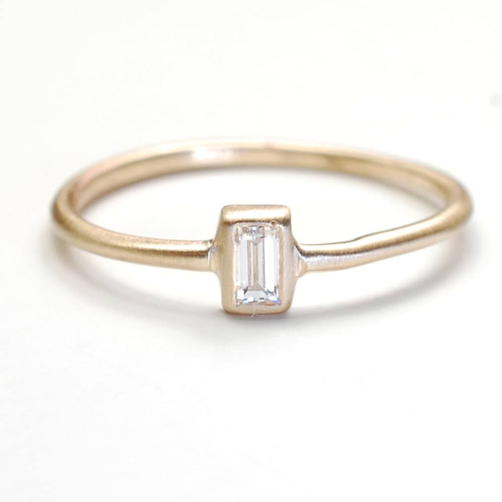 upon halo baguette products with ring gold once white baguettes rings engagement a diamond round