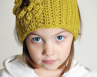 Trendy Headwrap Crochet Pattern *Instant Download* (Permission to sell all finished products)