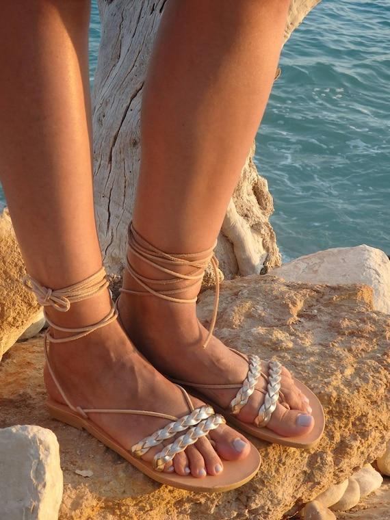 Tie Greek Gladiator Sandals up Wedding Sandals Sandals Sandals sandals 1xA1FnIfS