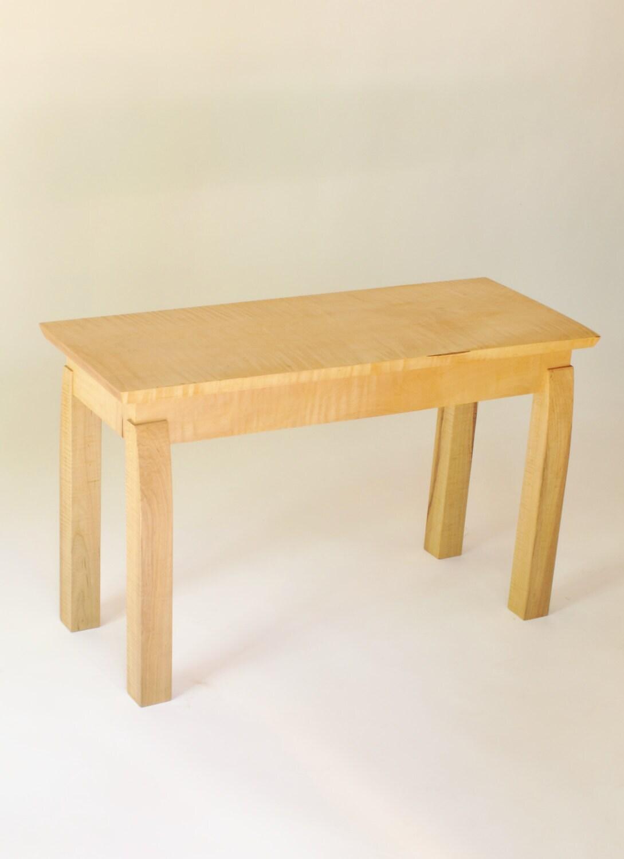 🔎zoom. elegant narrow wooden entryway bench narrow bench for