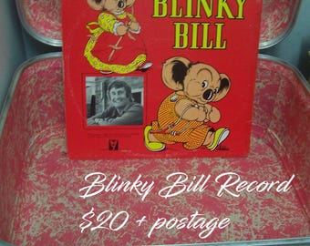 Blinky Bill Record