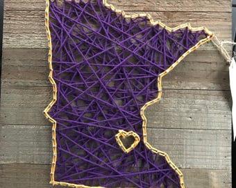 Purple Minnesota