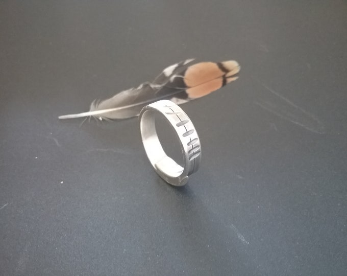 Sterling Silver Saoirse 2 Ring