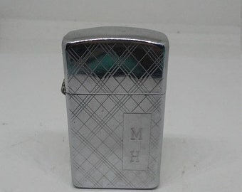 Flash 50% off sale Vintage Slim Line Zippo Lighter