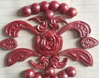 polymer clay design